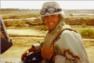 Stephen Cochran 2nd Light Armored Reconnaissance Battalion, 1st Marine Expeditionary Force