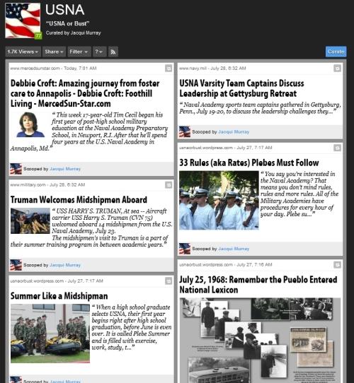usna news