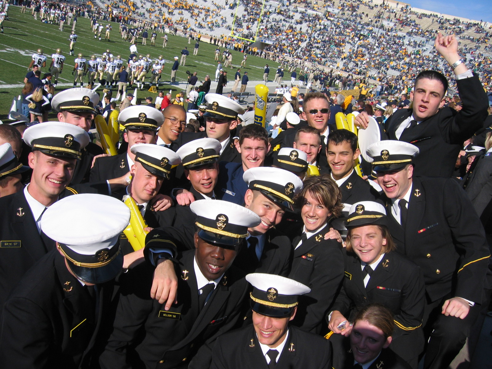What are my chances of getting into the USNA?