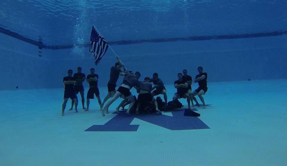 Navy spirit