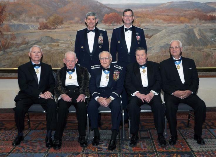 Air Force MOH recipients